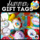 End of Year Summer Gift Tags - UPDATED