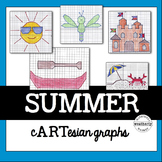 Graphing Activity - Summer / End of Year