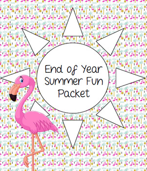 End of Year Summer Packet