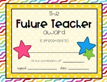 End of Year Awards | Superlative Awards | Certificates | End of Year Activities