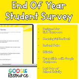 End of Year Survey - Google Forms