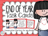 End of Year Task Cards