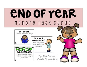 End of Year: Task Cards