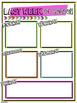End of Year Teacher Checklists- Editable