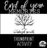 End of Year Teacher Memory