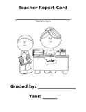 End of Year Teacher Report Card for Students