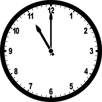 Test Prep ~ Telling Time: Hour Before & After Math Center  Exit Slip