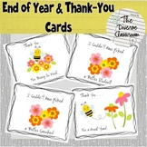 End of Year & Thank You Cards