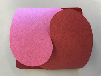 End of Year Thank you cards (two folding cards) 折叠感谢卡