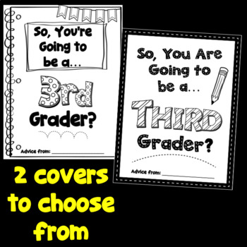 End of Year Third Grade Activity