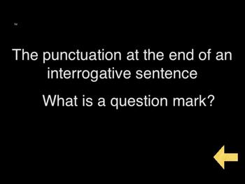 Trivia Jeopardy Game #2