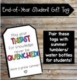 End-of-Year Tumbler Gift Tag