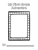 End of Year Writing Activity Book