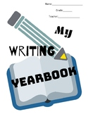 End of Year Writing Notebook