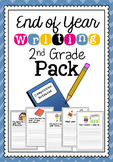 End of Year: 2nd Grade Writing Activity