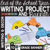 End-of-Year Writing Project {Moving into __ Grade!}