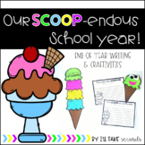 End of Year Writing and Craft