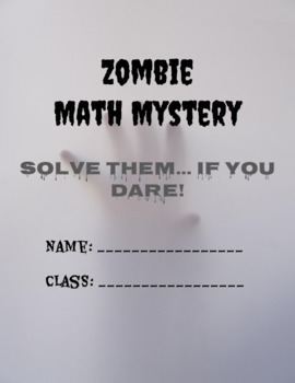 End of Year Zombie Apocalypse Simulation