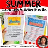 End of Year or Countdown to Summer: Two-Week Lesson Plan