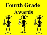End of Years Awards Power Point