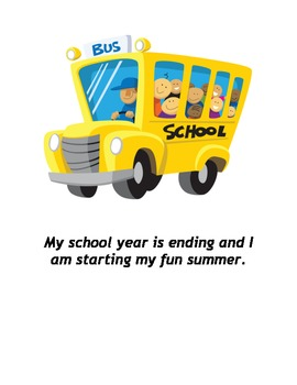 End of school year reflection