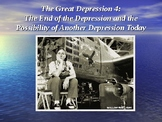 End of the Depression (Great Depression 4/4)