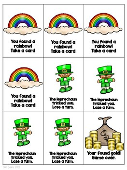 End of the Rainbow - A Suffixes Game