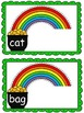 End of the Rainbow - CVC Match (All Five Short Vowels)