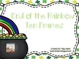 End of the Rainbow Ten Frames