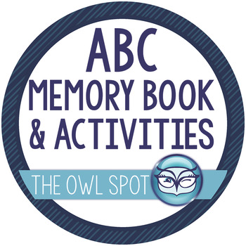 End of the Year Memory Book and Activities