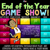End of the Year Game Show! *FUN School Counseling Guidance Transition Lesson!