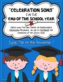 Graduation Song: End of the School Year Kindergarten & First Grade Celebration