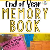 End of the School Year Memory Book | Printable & Digital |
