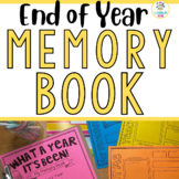 End of the School Year Memories - Student Made Book