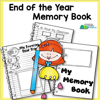 Memory Book {End of the School Year}