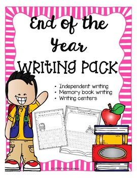 End of the School Year Writing Prompts