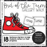 End of the Term Gallery Walk Activity