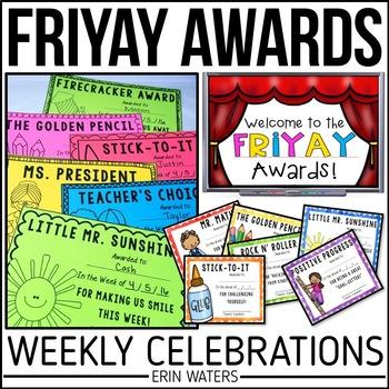 FriYAY Awards {For Use ALL YEAR}