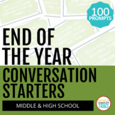 End of the Year : 100 Icebreaker Questions