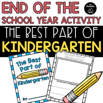 The Best Part of Kindergarten