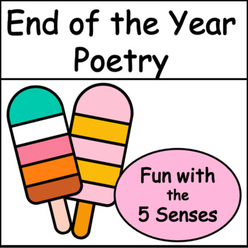 """End of the Year: """"Popsicle Book"""" Poetry"""