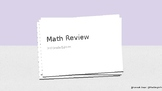 End of the Year 3rd grade Math Flashcards
