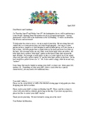 End of the Year Letter People Show