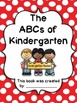 End of the Year ABC Memory Book