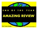 End of the Year AMAZING REVIEW