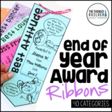 End of the Year AWARDS {Customizable, 40 Categories}