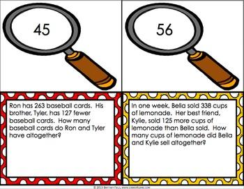 2nd Grade Math Review: 2nd Grade Word Problems