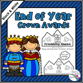 End of Year Activities - Crown Awards