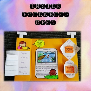 Country Research Report Lapbook