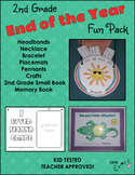 End of the Year Activities - Second Grade